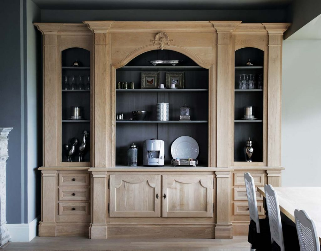 Marc Goethals Interiors | Showcase | Cabinets 1