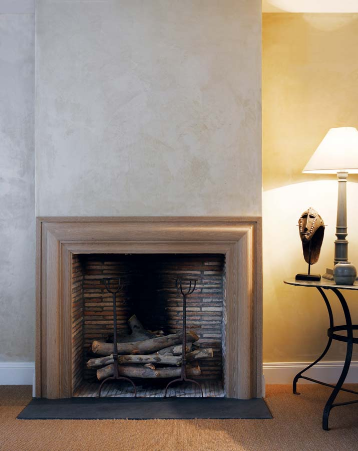 Marc Goethals Interiors | Showcase | Fireplace Surrounds 3