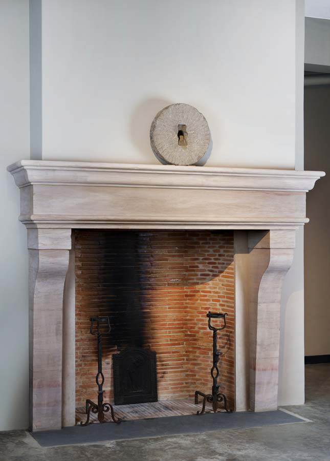 Marc Goethals Interiors | Showcase | Fireplace Surrounds 4